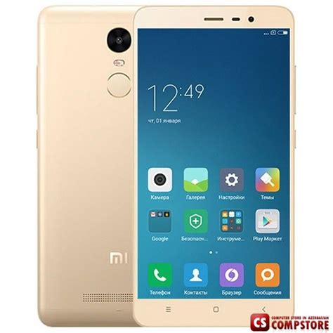 Xiaomi Redmi 3 16gb Gold xiaomi redmi note 3 pro 16gb gold bakida telefonu almaq
