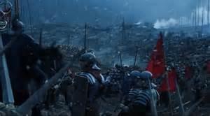 gladiator film fight scene inside british company that provides snow for harry potter