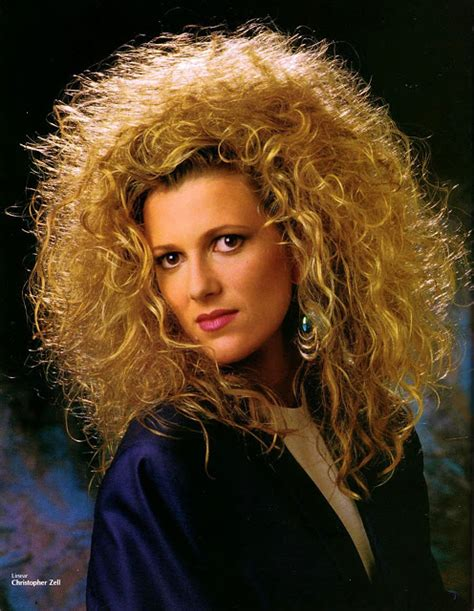 when was big perm hair popular 17 reasons to thank god your hair isn t in the 80s