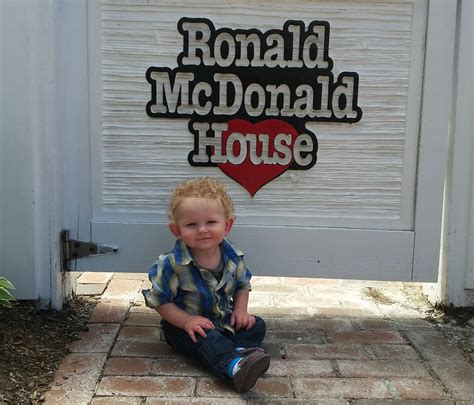 ronald mcdonald house portland mcdonald s customers provide pennies from heaven for families of ill children