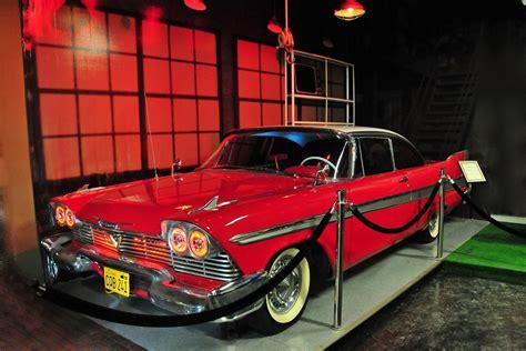 Christine Auto by 1957 Plymouth Fury Volo Auto Museum