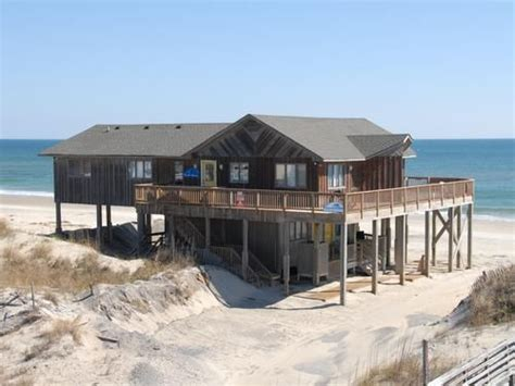 First Wave South Nags Head Rentals Outer Banks Nags House Rental
