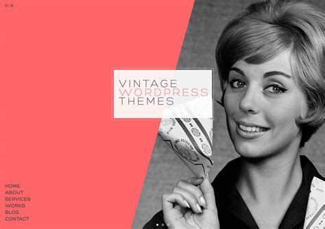 best retro site 20 best vintage retro style themes for