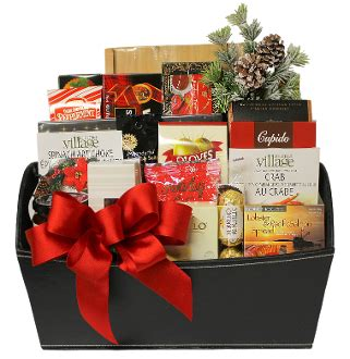 seafood gifts for christmas seafood lover classic gourmet gift basket gift baskets