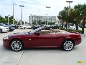 2010 Jaguar Convertible 2010 Claret Metallic Jaguar Xk Xk Convertible