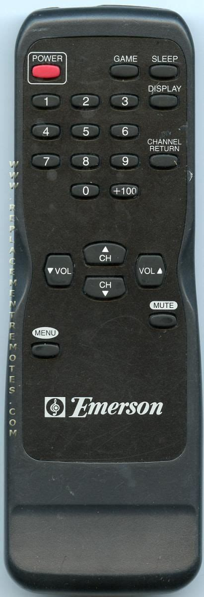 Buy 5 Gratis 5 Remote buy emerson n0127ud tv remote