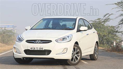 hyundai verna 2014 price 2014 hyundai verna diesel india drive