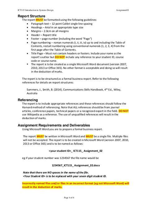 dissertation assignment report writing assignment report writing monash