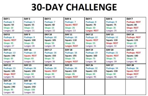 30 day weightloss challenge 30 day challenge and curvy