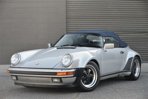 1989 porsche 911 speedster rennlist porsche discussion