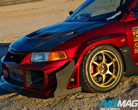 mitsubishi mirage evo conversion archie concon did what mitsubishi wouldn t transforming a