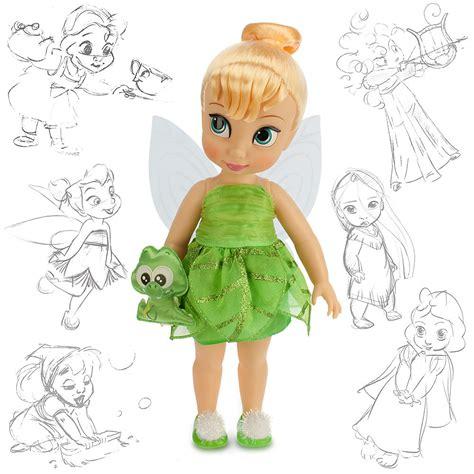 Animators Doll Original Disney Store tinker bell disney mu 241 eca animators de colecci 243 n mimonino