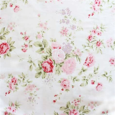 shabby chic fabric
