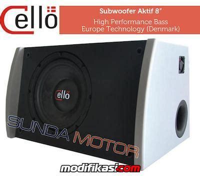Subwoofer Aktif Rockford Fosgate P300 10 Inch Dijual Sunda Motor baru subwoofer aktif compact high quality bass dinamis by sundamotor jakarta