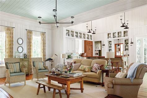 southern living family rooms salvage original materials 106 living room decorating ideas southern living