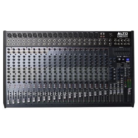 Mixer Alto alto live 2404 24 channel usb mixer with dsp at gear4music