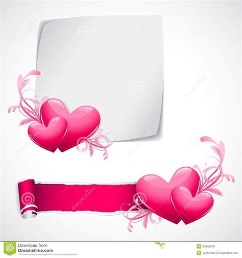 Love Template Royalty Free Stock Photo   Image: 24842045