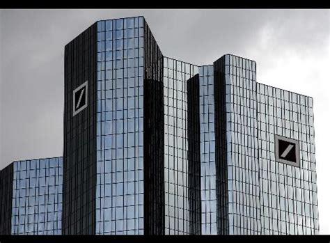 scandalo banche scandalo banche deutsche bank ha davvero nascosto 12
