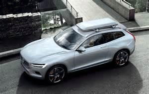 Xc Coupe Volvo Volvo Concept Xc Coupe
