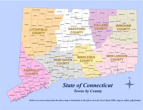 map of ct towns towns and locations served 3 d bail bonds inc
