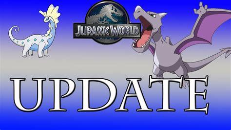 Pokemon Giveaway Events 2015 - jurassic world shiny pokemon giveaway special event pokemon x y oras youtube