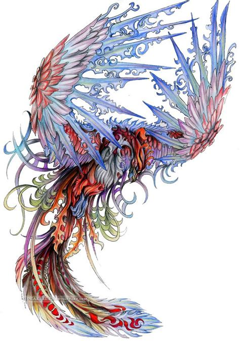 phoenix tattoo designs japanese phoenix tattoos and designs page 47