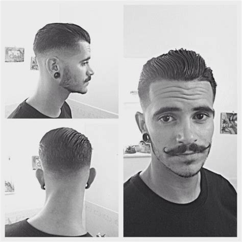 hairstyles for a flat head best 25 1950s mens hairstyles ideas on pinterest
