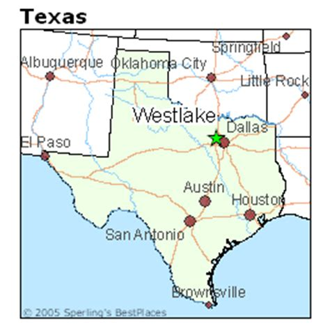 westlake texas map best places to live in westlake texas