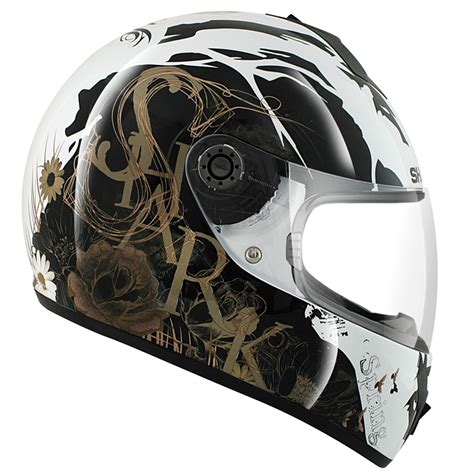 ladies motorcycle helmet 2013 shark s600 season ladies womens motorcycle full face