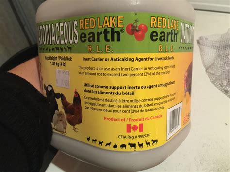 Backyard Chickens Diatomaceous Earth How Much De Diatomaceous Earth Should I Feed My Chickens