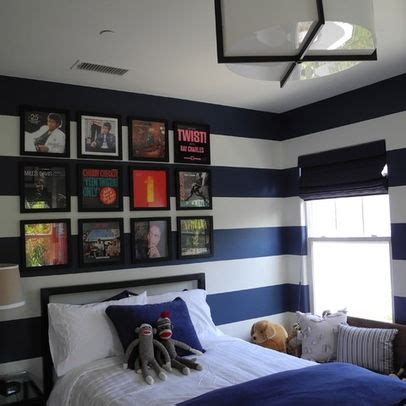 cool teen boy bedroom ideas cool bedroom ideas for pre teen boy the bold stripes bring life to this pre teen boy s room