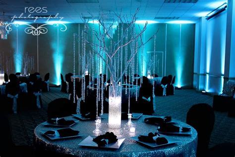 DIY Uplighting for Weddings : add color and ambience with