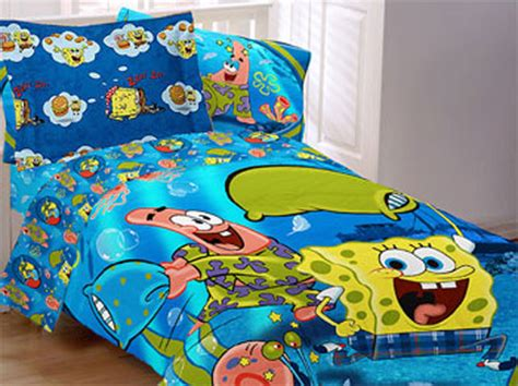 spongebob comforter set spongebob comforter set pajama party comforter sham twin