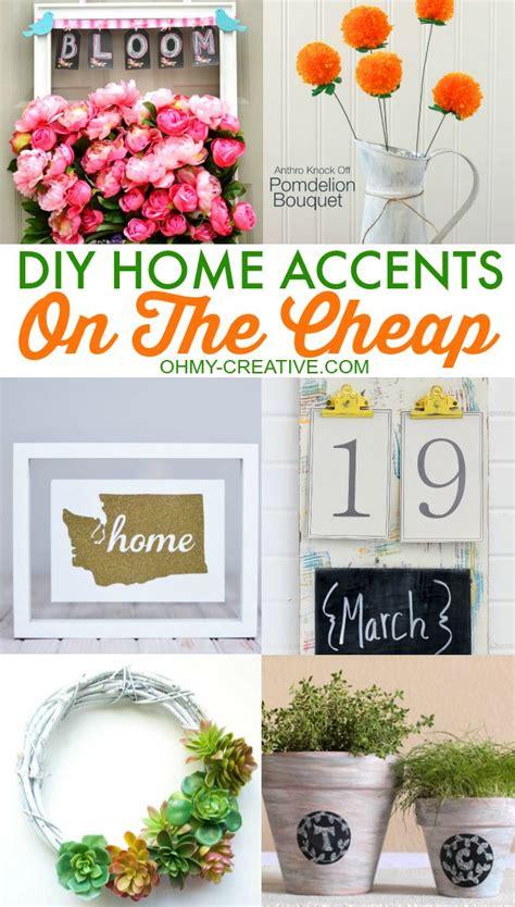 cheap do it yourself home decor diy home accents on the cheap do it yourself home decor