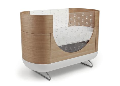 small baby beds 16 beautiful oval round baby cribs for unique nursery decor