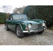 For Sale – Triumph TR4A IRS Recent Full Restoration 1967