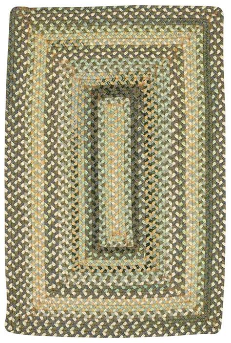 Braided Country Rugs by High Country Braided Rug Tree Line