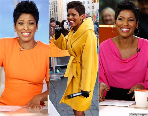 where does tamron hall buy her clothes tamron hall s today show style is spunky sophisticated