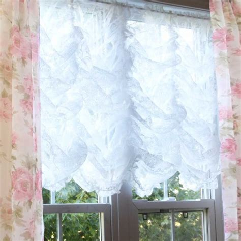 balloon lace curtains damask balloon lace curtain