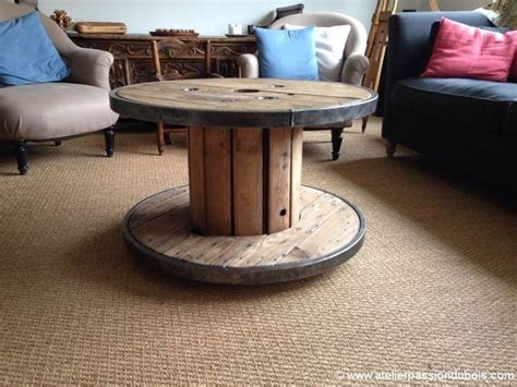 Bobine De Chantier Table Basse by Les 57 Meilleures Images 224 Propos De Touret Revisit 233 Diy