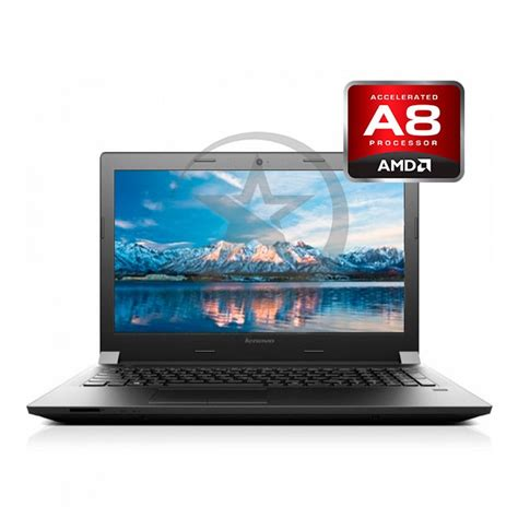Laptop Lenovo Amd A8 Ram 4gb laptop lenovo b41 35 amd a8 7410 2 20ghz ram 4gb hdd 500gb dvd 14 quot hd