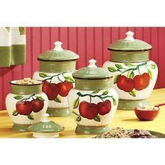 apple kitchen decor on kitchens country and