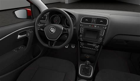 volkswagen polo 2017 interior vw polo sound interior indian autos blog