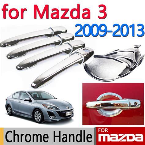 aliexpress buy for mazda 3 2009 2013 accessories