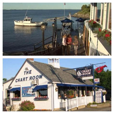 The Chart Room Bar Harbor by The Chart Room Bar Harbor Me Dining Memories