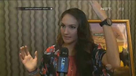 Film Horor Nadine Chandrawinata | nadine chandrawinata siap berakting di film horor youtube