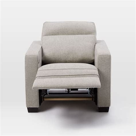 Recliner Power Chair by Henry 174 Power Recliner Chair West Elm