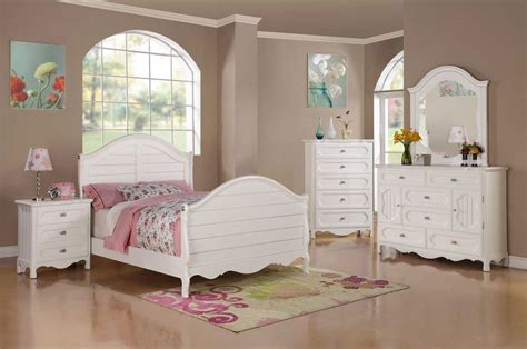 Youth Bedroom Sets by White Bedroom Set Heyleen Bedroom