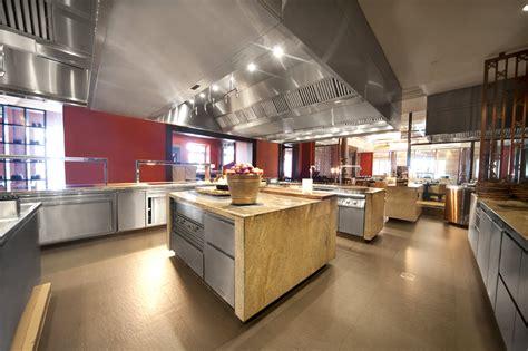 Kitchen Grand Hyatt by Equinox
