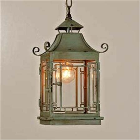 chinese lantern light fixture pagoda lantern asian pendant lighting by shades of light